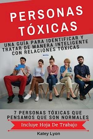 Bog, paperback Personas Toxicas af Katey Lyon