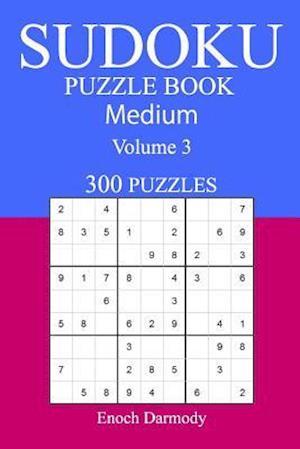 Bog, paperback 300 Medium Sudoku Puzzle Book af Enoch Darmody