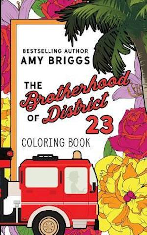 Bog, paperback A Brotherhood of District 23 Coloring Book af Amy Briggs