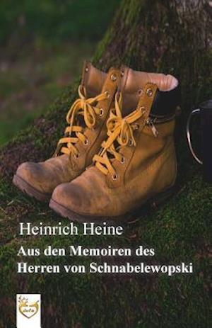 Bog, paperback Aus Den Memoiren Des Herren Von Schnabelewopski af Heinrich Heine