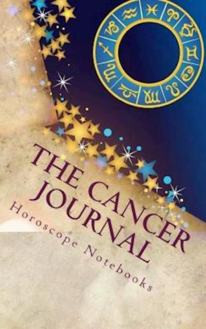 Bog, paperback The Cancer Journal af Horoscope Blank Notebooks