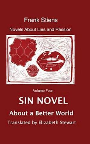 Bog, paperback Sin Novel af Frank Stiens