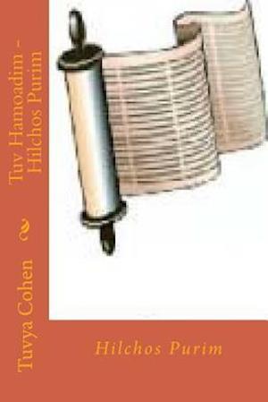 Bog, paperback Tuv Hamoadim af Tuvya Cohen