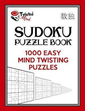 Bog, paperback Twisted Mind Sudoku Puzzle Book af Twisted Mind