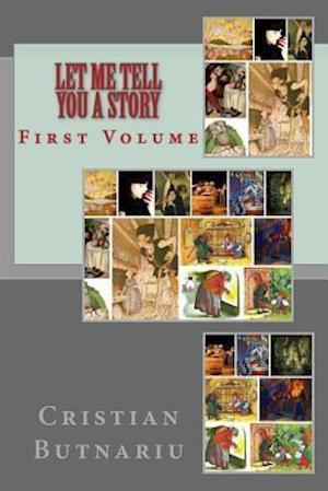 Bog, paperback Let Me Tell You a Story af Cristian Butnariu
