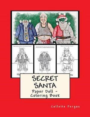 Bog, paperback Secret Santa af Collette Renee Fergus