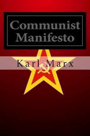 Bog, paperback Communist Manifesto af Karl Marx