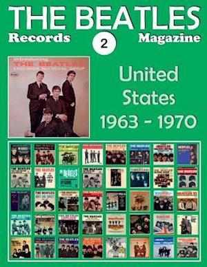 Bog, paperback The Beatles Records Magazine - No. 2 - United States (1963 - 1970) af Juan Carlos Irigoyen Perez
