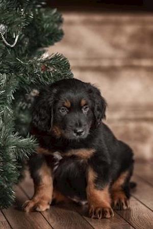 Bog, paperback An Adorable Brown and Black Hovawart Puppy Dog Journal af Cs Creations