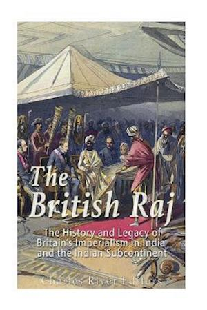 Bog, paperback The British Raj af Charles River Editors