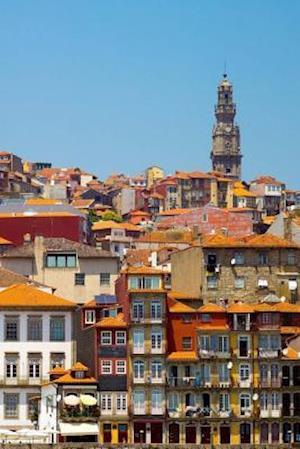 Bog, paperback Old Town Skyline of Porto Portugal Journal af Cs Creations