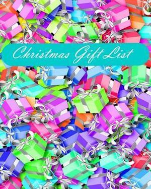 Bog, paperback Christmas Gift List af Anthea Peries