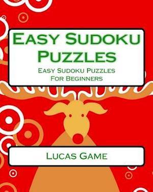 Bog, paperback Easy Sudoku Puzzles af Lucas Game