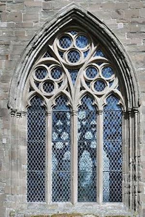 Bog, paperback A Lovely Dunkeld Cathedral Window Journal af Cs Creations