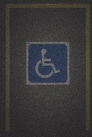 Bog, paperback Disabled Parking Space Journal af Cool Image