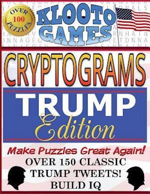 Bog, paperback Klooto Games Cryptograms af Klooto Games