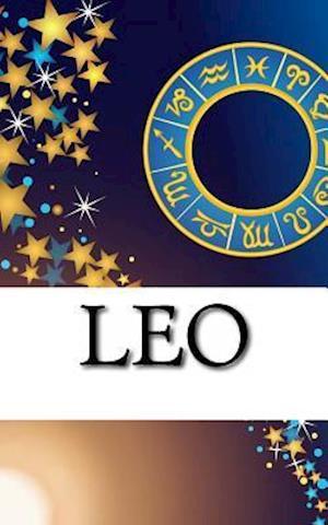 Bog, paperback Leo af Horoscope Blank Notebooks