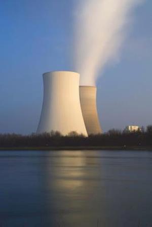 Bog, paperback Nuclear Power Plant Journal af Cool Image