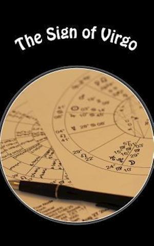 Bog, paperback The Sign of Virgo af Horoscope Blank Notebook