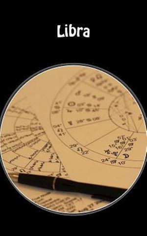 Bog, paperback Libra af Horoscope Blank Notebooks