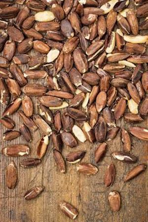 Bog, paperback Roasted Pili Nuts Journal af Cool Image