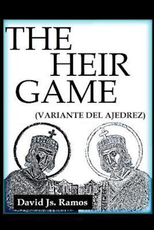 Bog, paperback The Heir Game af David Js Ramos