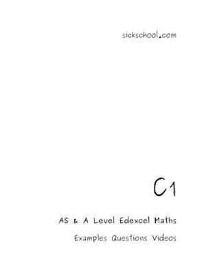 Bog, paperback C1 as & a Level Edexcel Maths af Khalid Safir S.