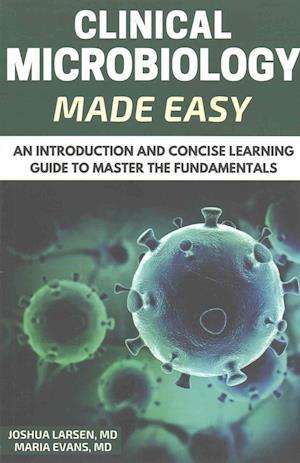 Bog, paperback Microbiology af Dr Joshua Larsen, Dr Maria Evans