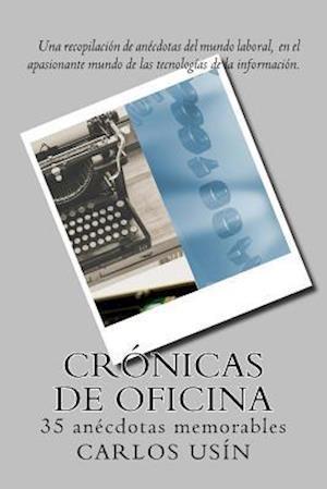 Bog, paperback Cronicas de Oficina af MR Carlos Usin