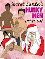 Secret Santa's Hunky Men Dot to Dot af Secret Santa