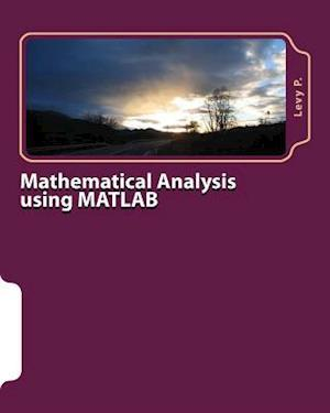 Bog, paperback Mathematical Analysis Using MATLAB af Levy P