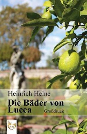 Bog, paperback Die Bader Von Lucca (Grossdruck) af Heinrich Heine