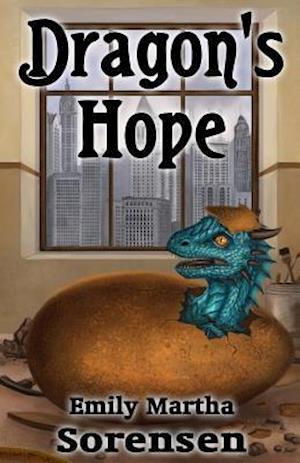 Bog, paperback Dragon's Hope af Emily Martha Sorensen