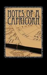 Notes of a Capricorn