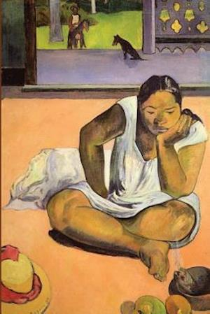 """Brooding Woman"" by Paul Gauguin - 1891"