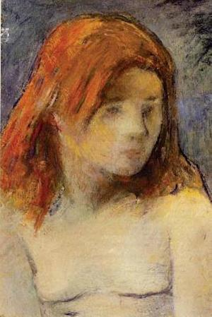 """Bust of a Nude Girl"" by Paul Gauguin - 1884"