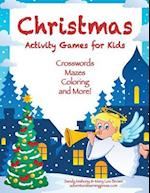Christmas Activity Games for Kids