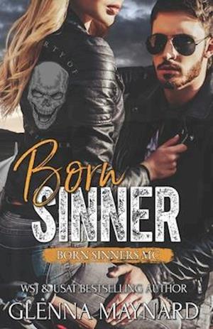 Bog, paperback Born Sinner af Glenna Maynard