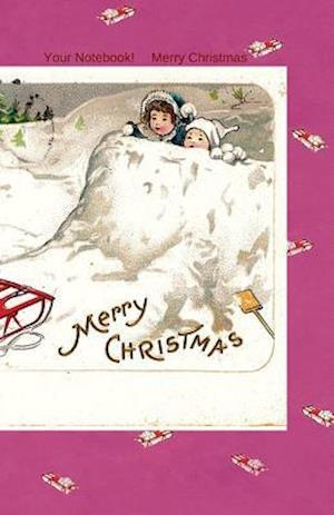 Bog, paperback Your Notebook! Merry Christmas af Mary Hirose