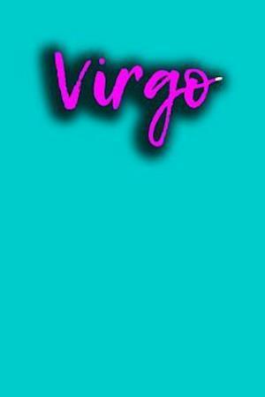 Bog, paperback Virgo af Passion Imagination Journals