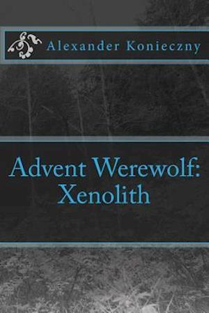 Bog, paperback Advent Werewolf af MR Alexander Konieczny