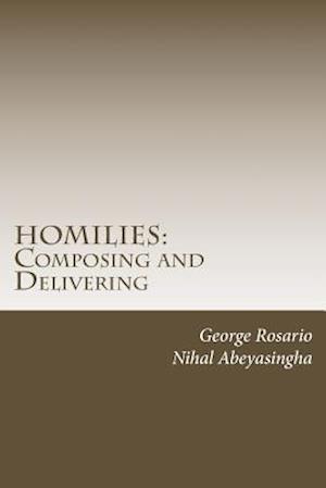 Bog, paperback Homilies af Nihal Abeyasingha, GEORGE ROSARIO