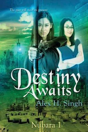 Bog, paperback Destiny Awaits af MR Alex H. Singh