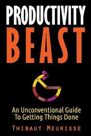 Bog, paperback Productivity Beast af Thibaut Meurisse