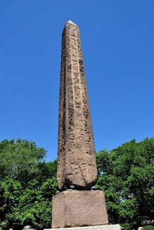 Bog, paperback Cleopatra's Needle Egyptian Obelisk in Central Park New York City Journal af Cool Image