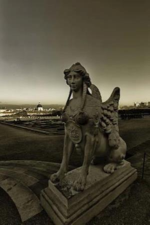 Bog, paperback Harpy Statue Near Vienna Austria Journal af Cool Image