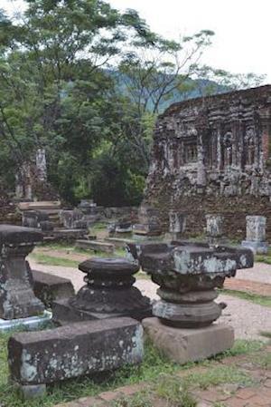 Bog, paperback Hindu Temple My Son Hoi an Vietnam Holy Land Journal af Cool Image