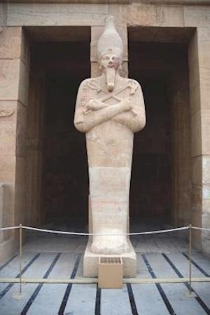 Bog, paperback Luxor Temple in Egypt Journal af Cool Image
