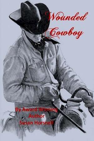 Bog, paperback Wounded Cowboy af Susan Horsnell