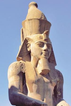 Bog, paperback Pharaoh Ramses II at Luxor Temple in Egypt Journal af Cool Image